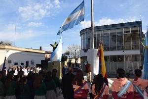 Se conmemoró la batalla de Tucumán