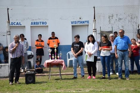 Aporte municipal al Fútbol Femenino