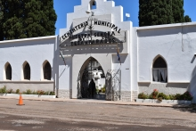 El cementerio permanecerá cerrado el 24 y el 25 de diciembre