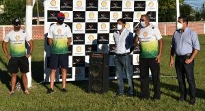 Inauguraron el inicio de las actividades deportivas del Municipio
