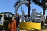 El Municipio conmemoró el día del Trabajador y de la Constitución